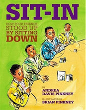 An Alliance Theatre Event | Sit-In: How Four Friends Stood Up by Sitting Down | Pinkney