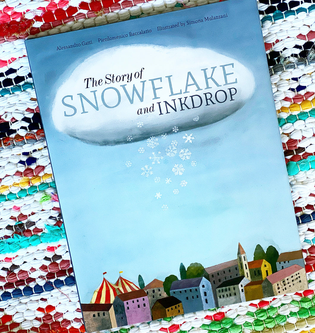 The Story of Snowflake and Inkdrop | Simona Mulazzani