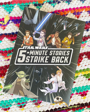 5 minute Stories Strikes Back, Star Wars