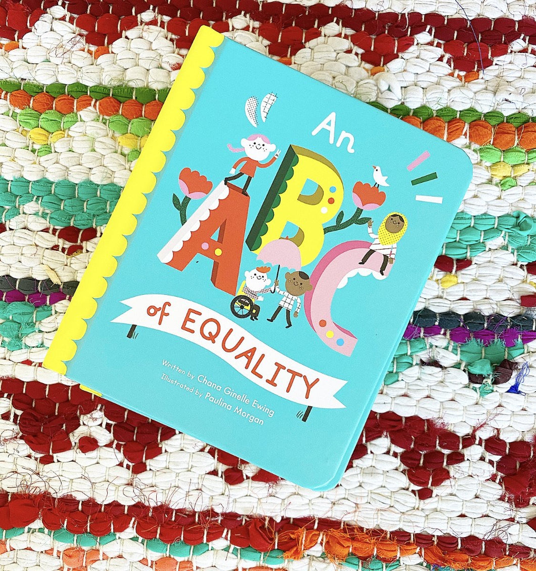 ABC of Equality (Board Book) | Ewing