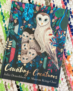 Counting Creatures | Julia Donaldson
