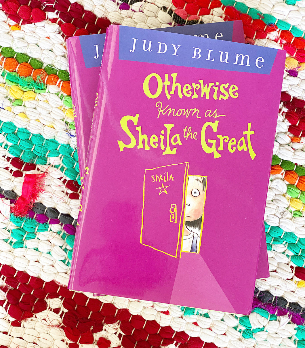 Otherwise Known as Sheila the Great | Judy Blume