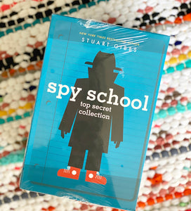 Spy School Top Secret Collection | Gibbs