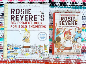 Rosie Revere and the Raucous Riveters Gift Set