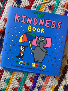 The Kindness Book | Todd Parr