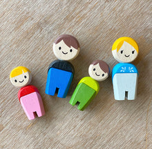 Little Wooden Family