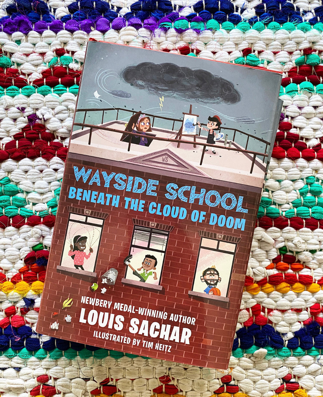 Wayside School Beneath the Cloud of Doom |  Louis Sachar