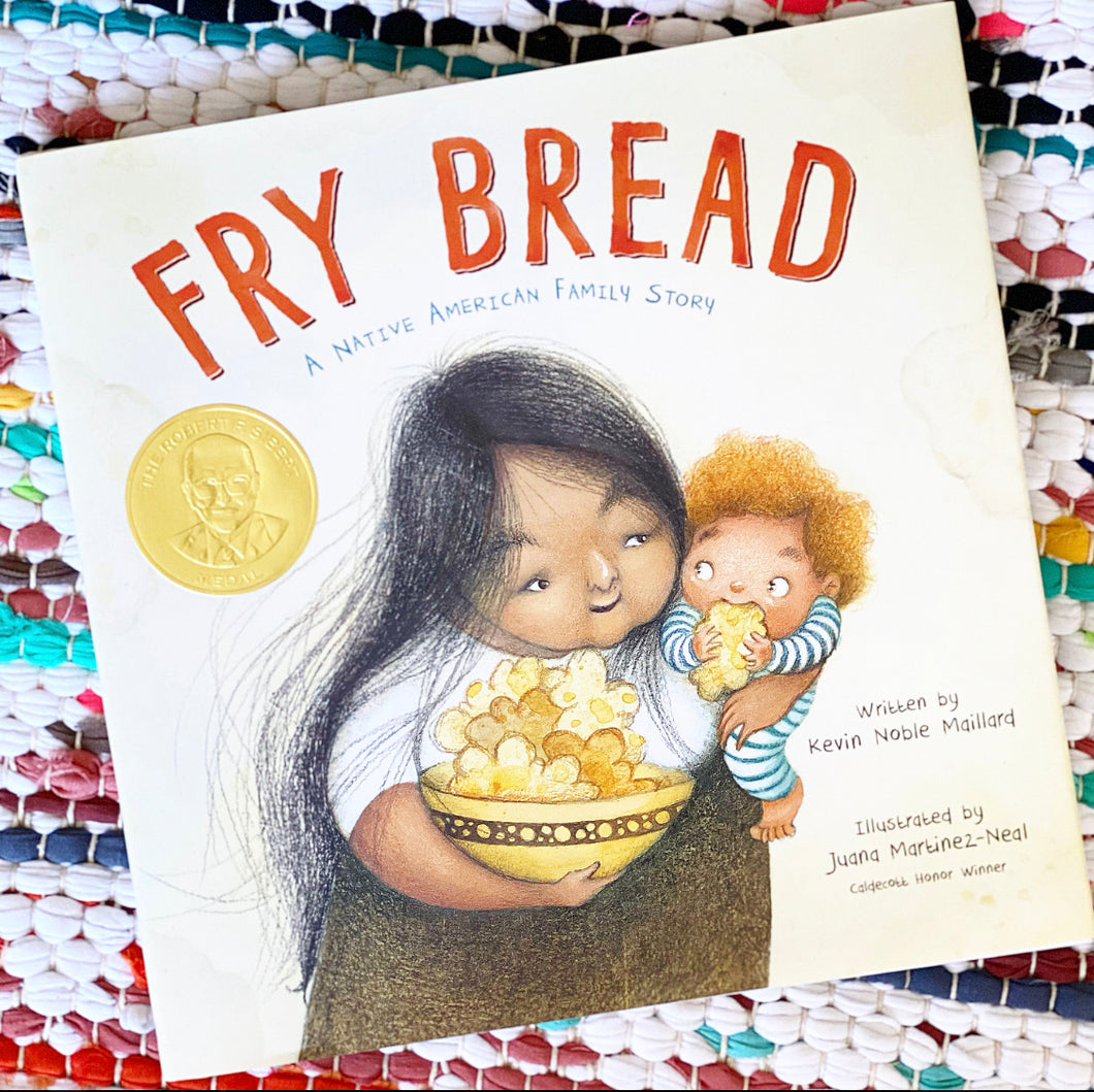 Fry Bread: A Native American Family Story | Kevin Noble Maillard