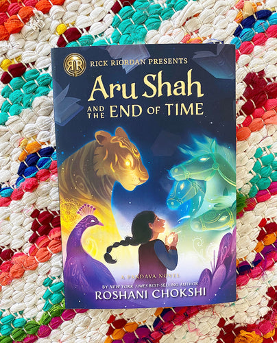 ARU SHAH AND THE END OF TIME |