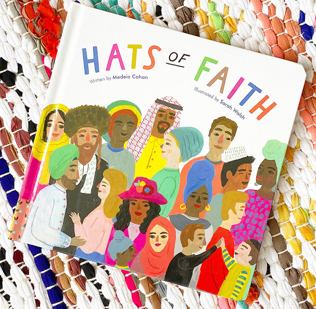 Hats of Faith | Medeia Cohan