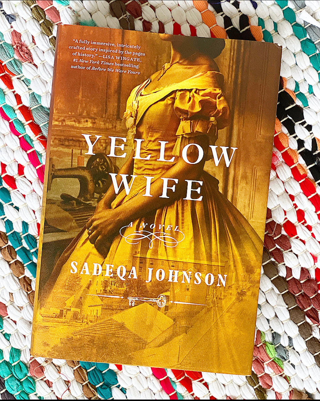 Yellow Wife  | Sadeqa Johnson