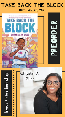 Take Back The Block | Giles [Preorder Jan. 26]