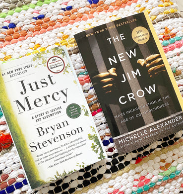 Just Mercy + The New Jim Crow Bundle
