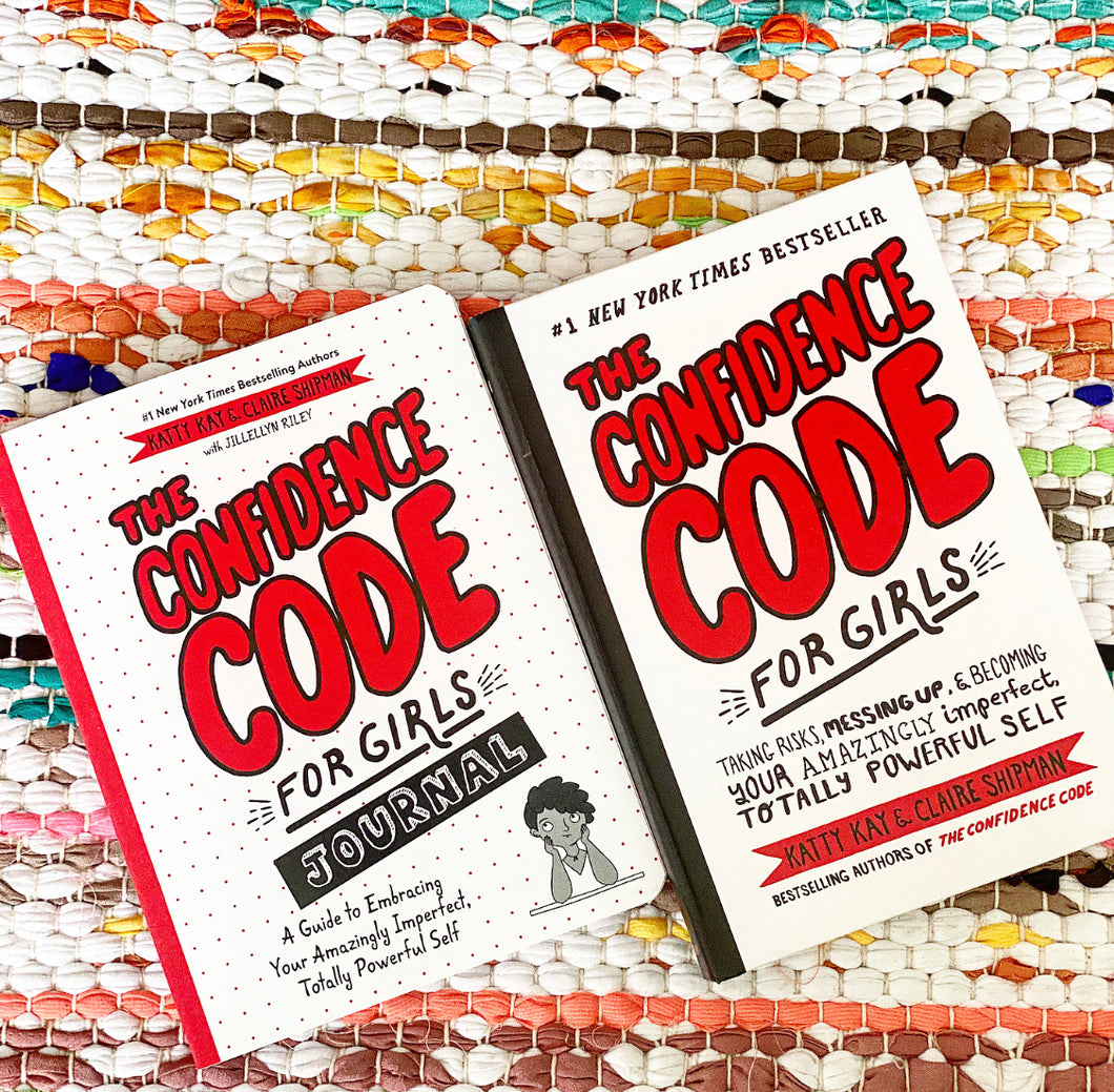 The Confidence Code for Girls Book + Journal Set | Jillellyn Riley, Katty Kay