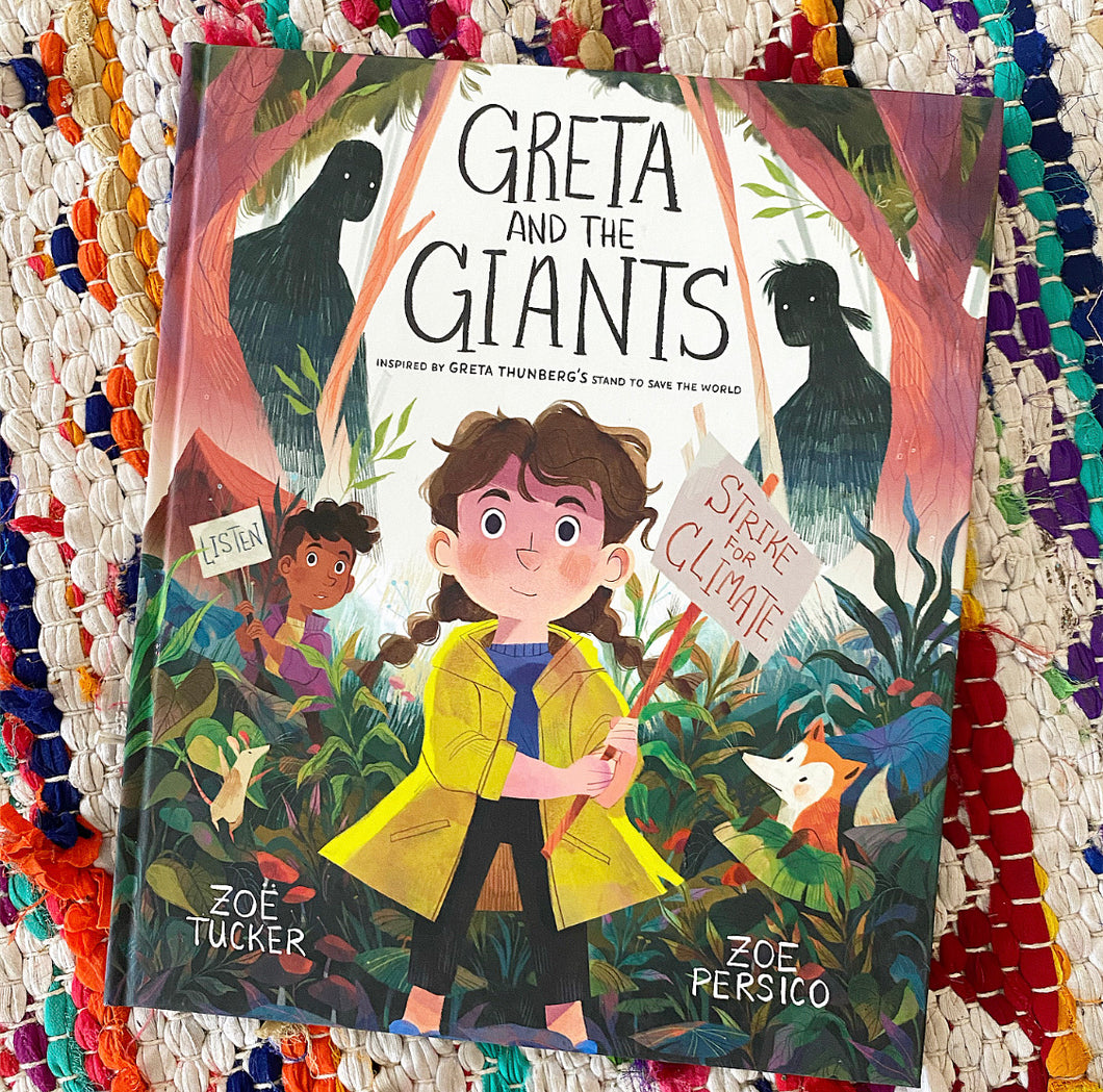 Greta and The Giants | Zoe Tucker