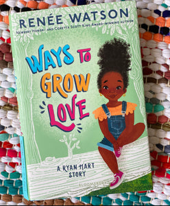 Avondale Elementary Welcomes Renée Watson! | Ways to Grow Love |  May 14th