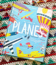 All Kinds of Planes Book | Carl Johanson