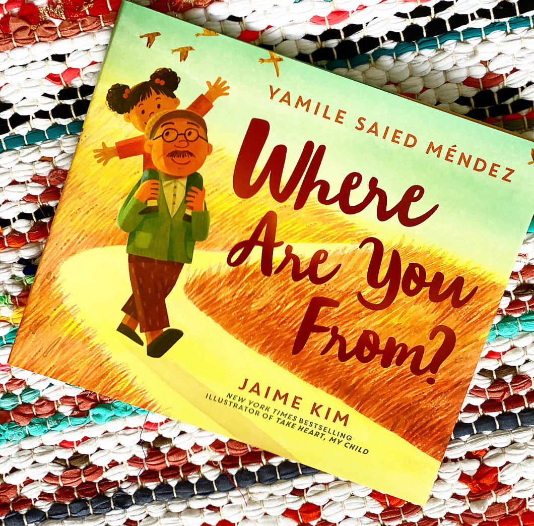 Where Are You From? | Yamile Saied Méndez