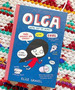 Olga 2 – We're out of here | Gravel