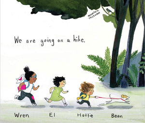 The Hike | Alison Farrell