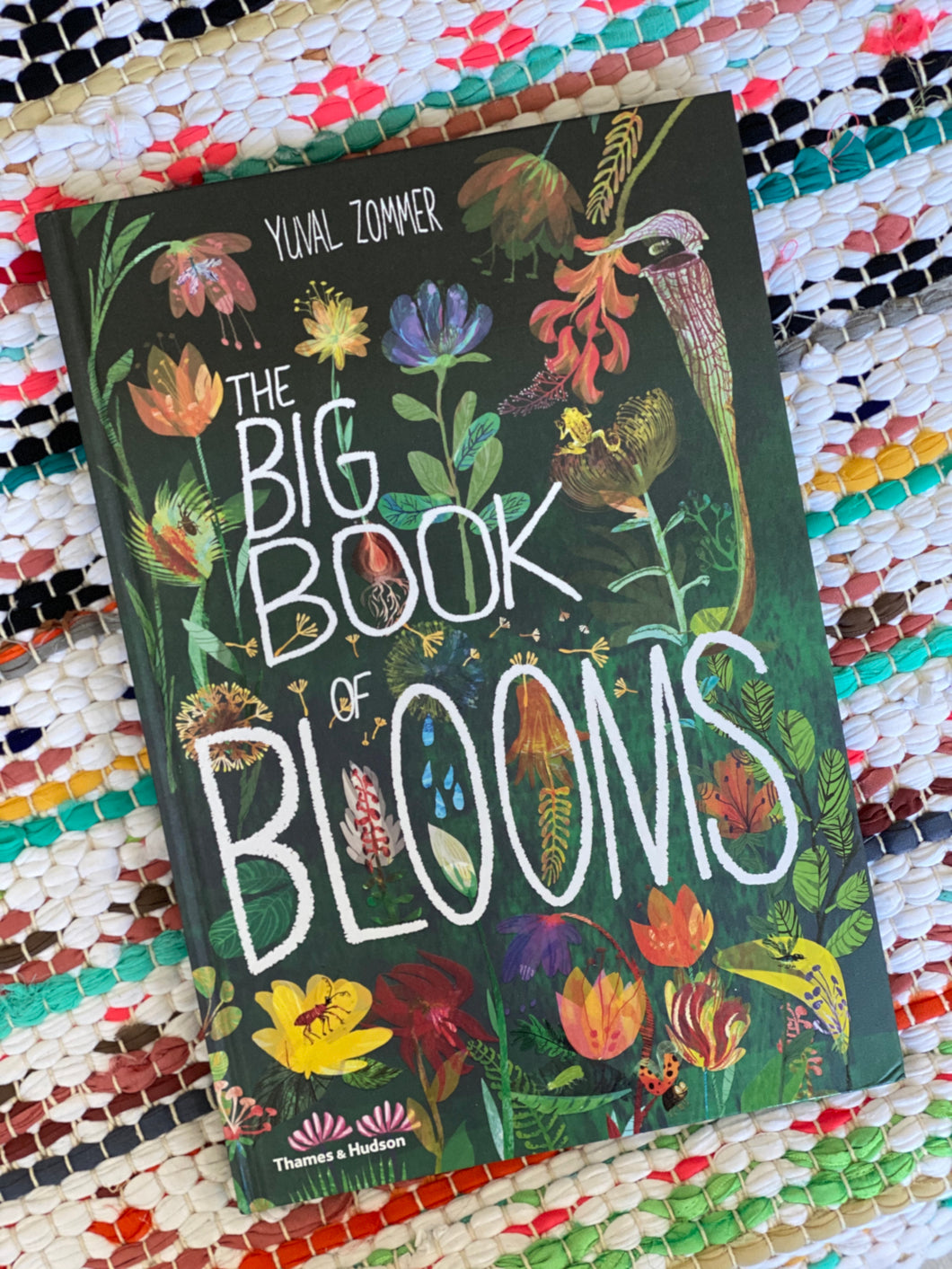 Big Book of Blooms | Yuval Zommer