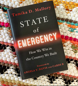 Tamika Mallory State of Emergency Virtual Book Tour | May 15