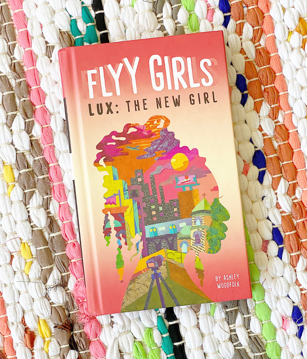 Lux: The New Girl #1  | Ashley Woodfolk