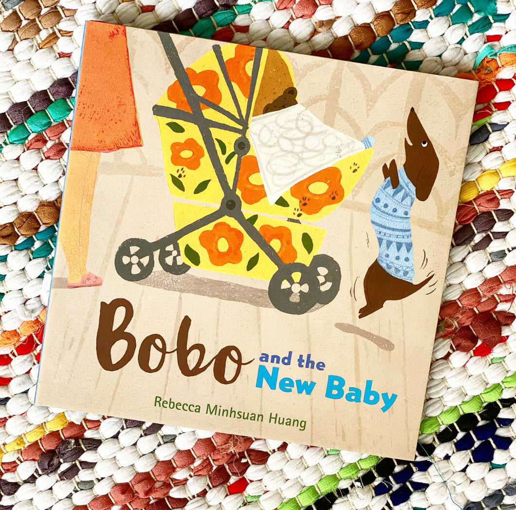 Bobo and the New Baby | Rebecca Minhsuan Huang