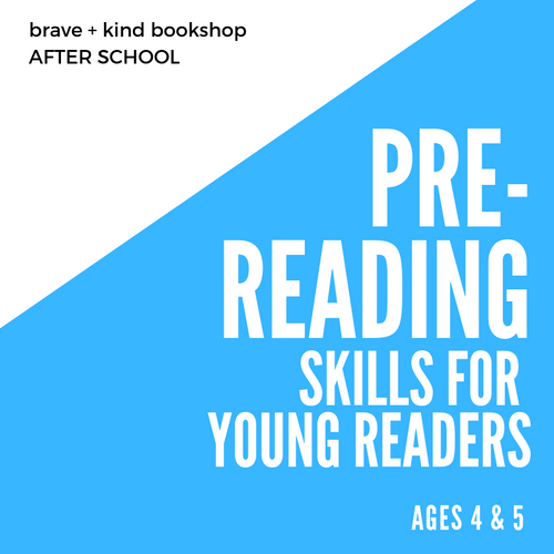 Pre Reading Skills Young Children
