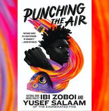Punching The Air | Zoboi, Salaam