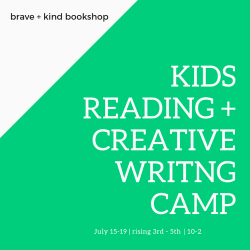 Reading/Creative Writing Summer Camp
