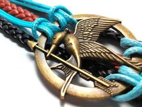 The Hunger Games Mockingjay Bracelet