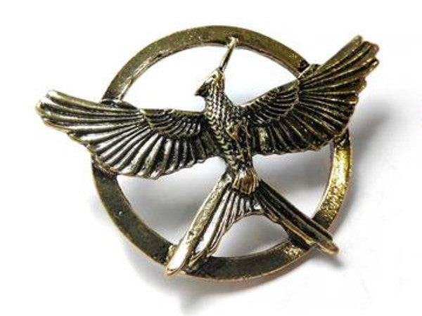 Hunger Games Mockingjay Pin Part 3