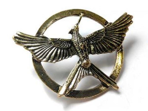 The Hunger Games Mockingjay Part 3 Pin
