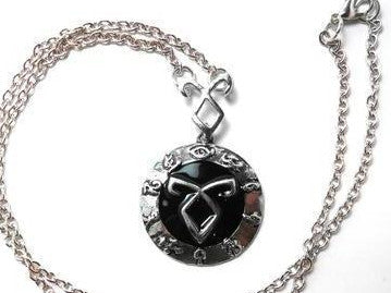 The Mortal Instruments Runes Necklace