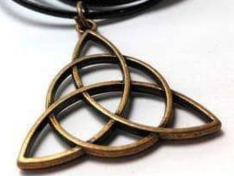 Charmed Triquetra Necklace