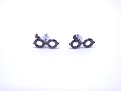 Harry Potter Lightning Glasses Earrings