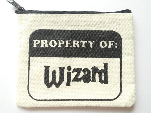 Harry Potter Wizard Coin Purse