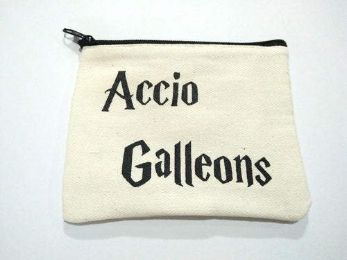 Harry Potter Accio Galleons Coin Purse