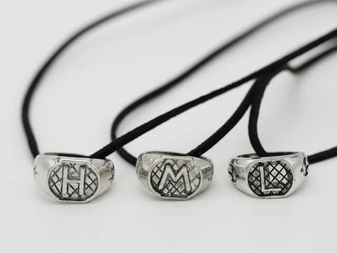 Shadowhunters Morgenstern Family Ring