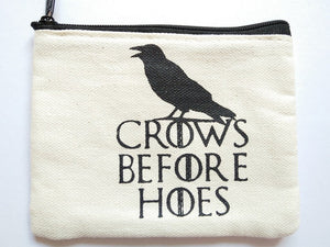 Game of Thrones Crows Coin Purse