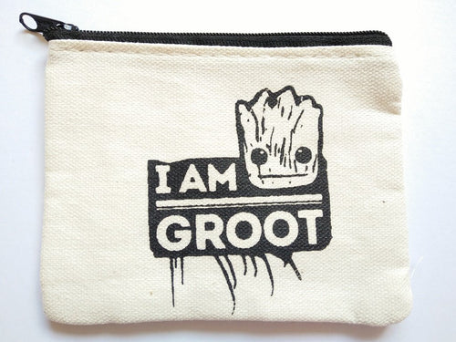 Guardians of the Galaxy Groot Coin Purse