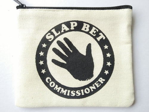 How I Met Your Mother Slap Bet Commissioner Coin Purse