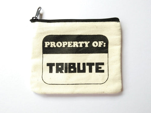 Hunger Games Tribute Coin Purse