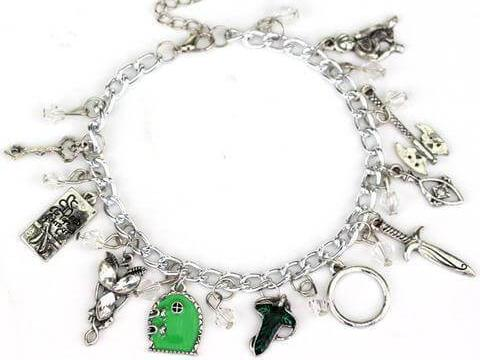 Lord Of The Rings Charm Bracelet
