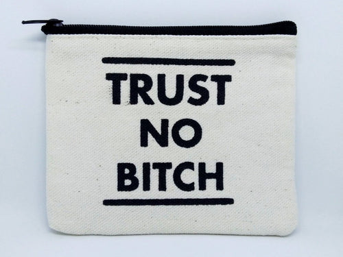 Orange Is The New Black Trust Coin Purse