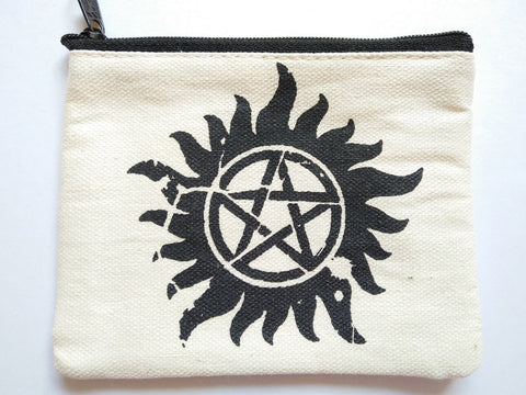 Supernatural Anti-Possession Coin Purse