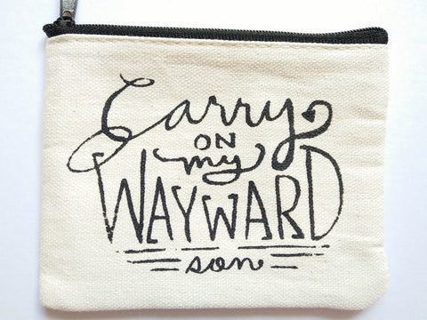 Supernatural Wayward Son Coin Purse