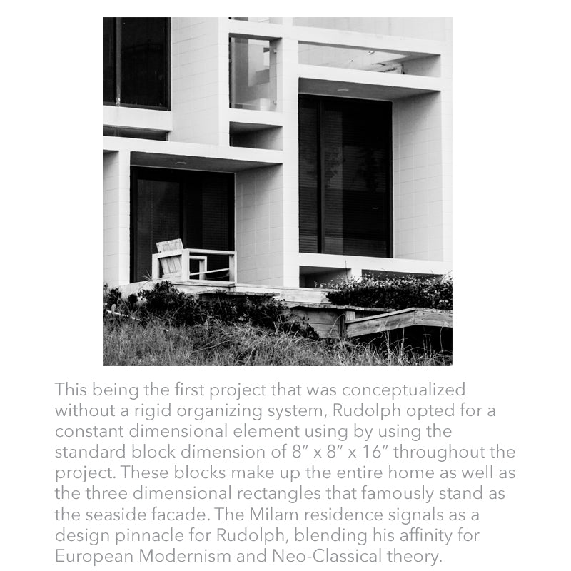 Sublime Orginal Low O | Milam Residence by Paul Rudolph