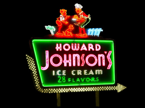 Howard Johnson's Ice Cream & Restaurant